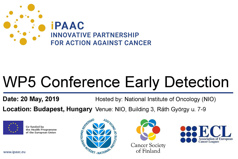 iPAAC - Early Diagnosis of Cancer - 5 Things You Need to