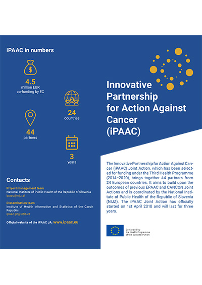 Short description of the iPAAC Joint Action in national languages