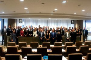 The first iPAAC Stakeholder Forum, 20 September 2018, Brussels
