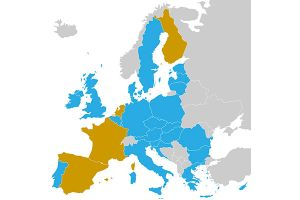 WP4 visits in EU countries