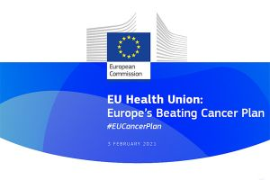 Europe's Beating Cancer Plan: A new EU approach to prevention, treatment and care